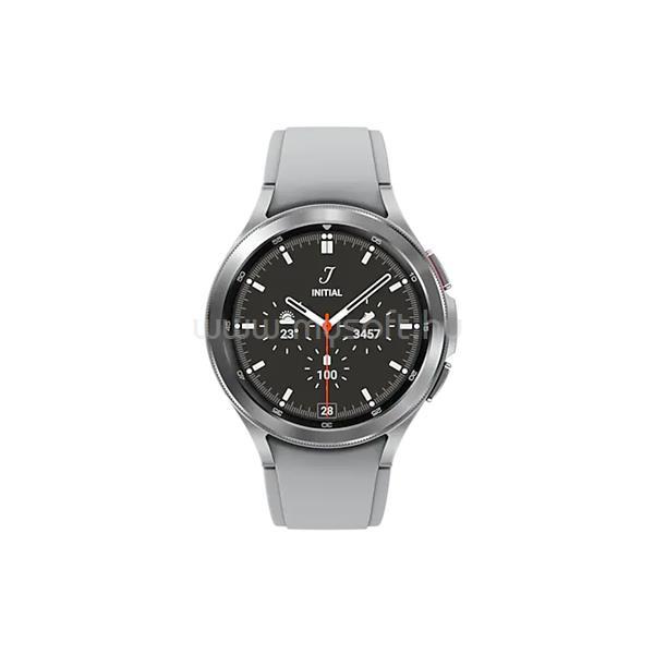 SAMSUNG Galaxy Watch4 Classic (Bluetooth, 46mm), Ezüst
