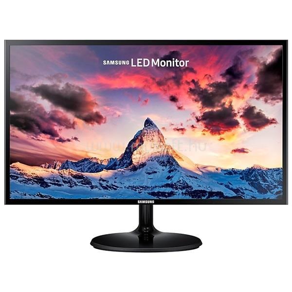 SAMSUNG S24F354FH FHD monitor szuper vékony kialakítással LS24F354FHUXEN large