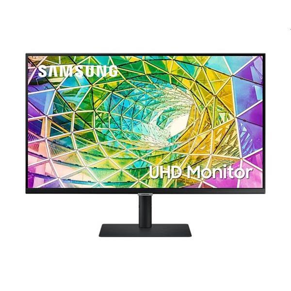 SAMSUNG S32A800NM UHD Monitor ergonómikus kialakítással