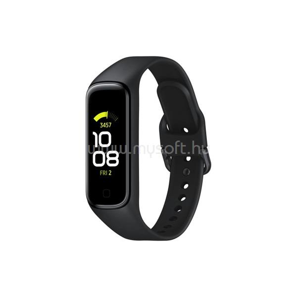 SAMSUNG Galaxy Fit2 fekete aktivitásmérő karpánt