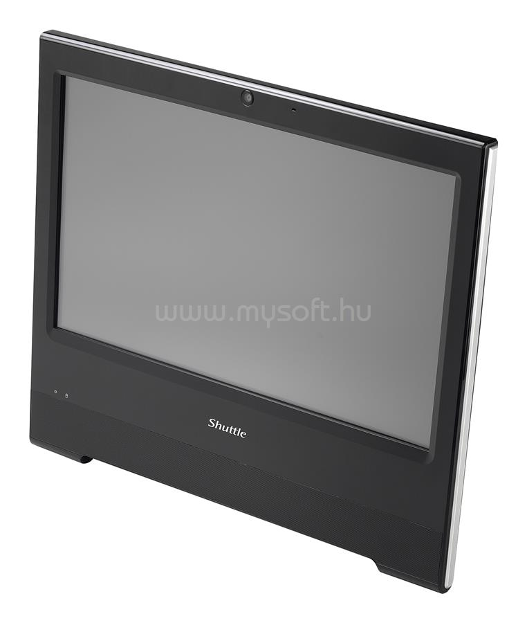 SHUTTLE X50V6 All-in-One (Touch) Fekete