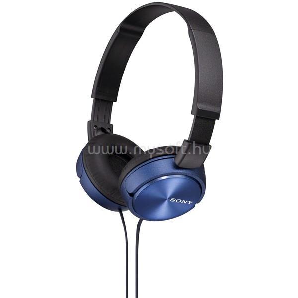 SONY MDRZX310L Kék fejhallgató