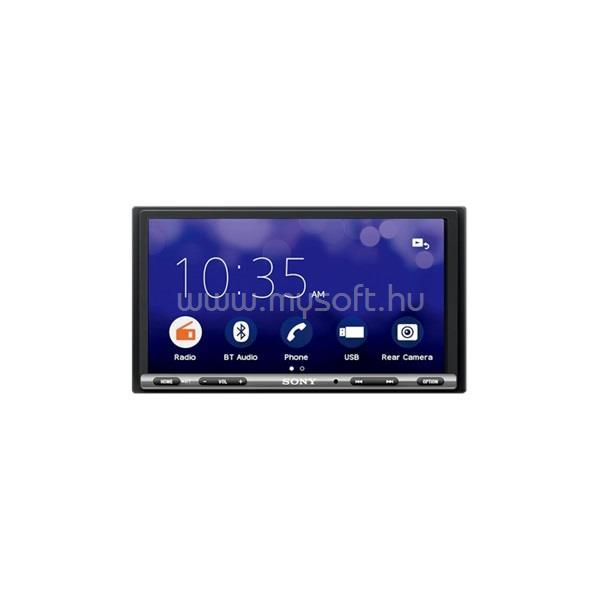 """SONY XAV3500 6,95"""" LCD-s Bluetooth/USB/FM multimédiás autóhifi fejegység"""
