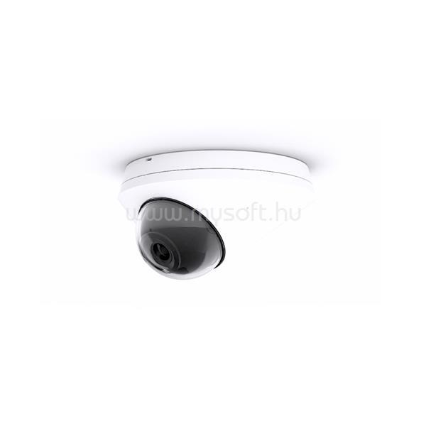 UBIQUITI Camera - UVC-G4-DOME - 2688x1512, 24FPS, 1GbE, Buil-in Mikrofon, Széles látószög (PoE nélkül)