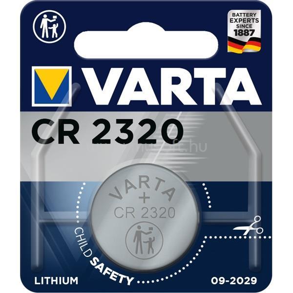 VARTA CR2320 lítium gombelem 1db/bliszter