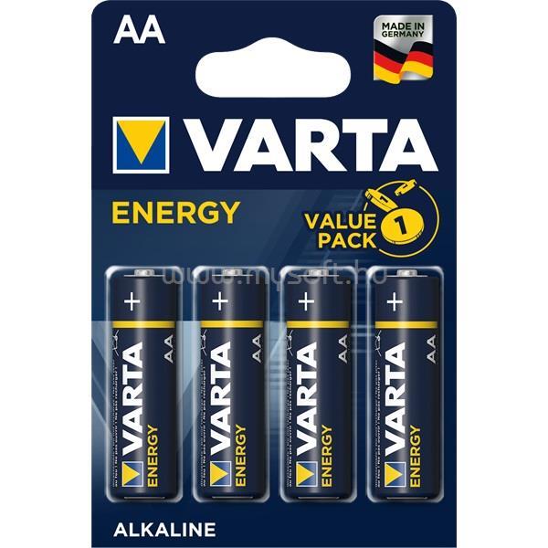 VARTA Energy AA (LR6) alkáli ceruza elem 4db/bliszter