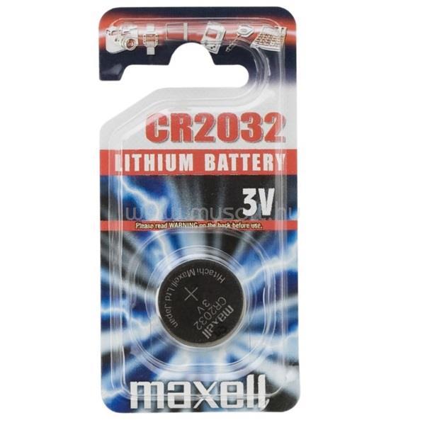 VEZ Maxell Elem - CR2032 gombelem 1db-os
