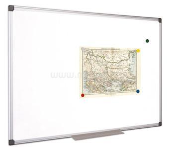 VICTORIA Fehértábla, mágneses, 100x200 cm, alumínium keret