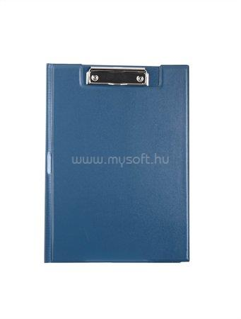 VICTORIA Felírótábla, fedeles, A4, zsebes, kék