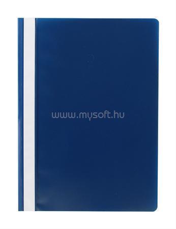 VICTORIA Gyorsfűző, PP, A4, kék