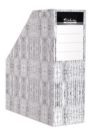 """VICTORIA Iratpapucs, karton, 90 mm, """"Textil"""""""