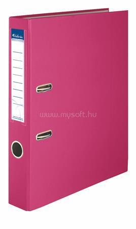 """VICTORIA Iratrendező, 50 mm, A4, PP/karton, """"Basic"""", rózsaszín"""