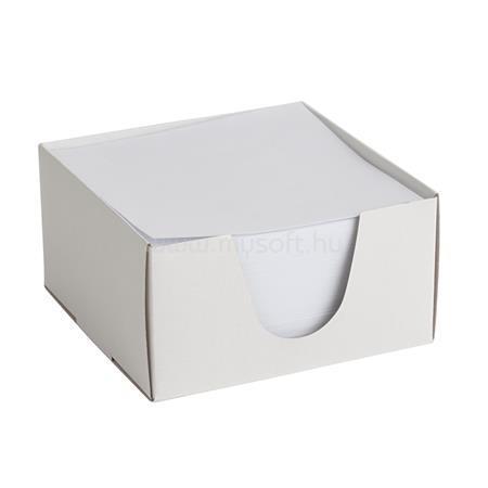 VICTORIA Kockatömb, dobozban, 90x90x50 mm