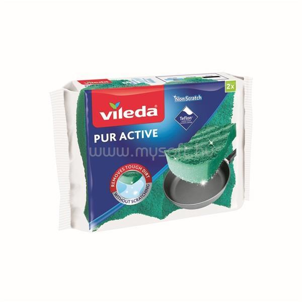 VILEDA Pur Active mosogatószivacs 2 db-os
