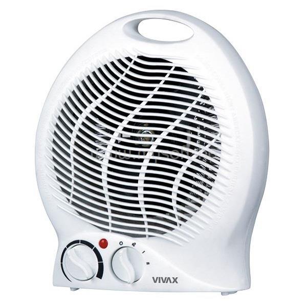 VIVAX FH-2071 ventilátoros hősugárzó, 1000W / 2000W, hőfokszabályozás