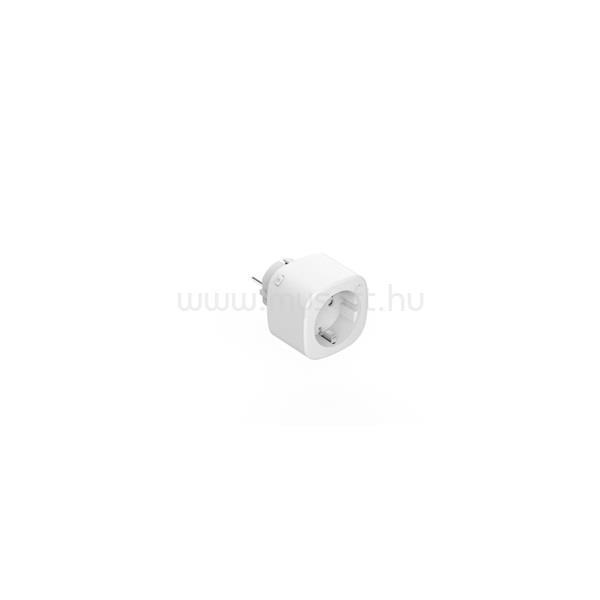 WOOX Smart Home Dugalj - R6080 (időzítő, hangvezérlés, Wi-Fi, távoli elérés, fehér)