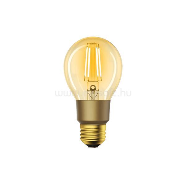 WOOX Smart Home Filament LED Izzó - R9078 (E27, 6W, 650 Lumen, 2700K, Wi-Fi, távoli elérés)