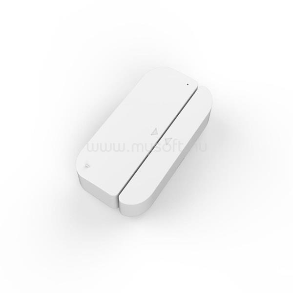 WOOX Smart Home Nyitásérzékelő - R4966 (ajtó/ablaknyitás érzékelés, távoli hozzáférés, riasztási értesítés, 2 x AAA)