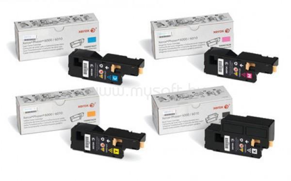 XEROX Toner Phaser 6000/6010 Fekete 2000 oldal