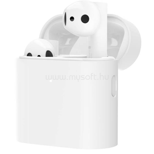 XIAOMI Mi True Wireless Earphones 2 S - Bluetooth fülhallgató, fehér