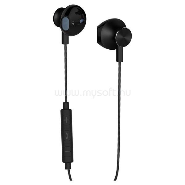 YENKEE YHP 305BK/fekete/fülhallgató headset