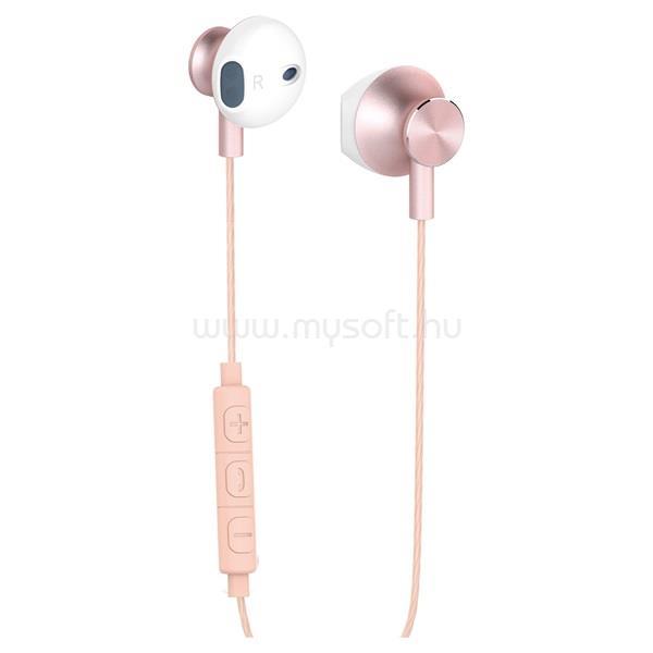 YENKEE YHP 305PK/rózsaszín/fülhallgató headset