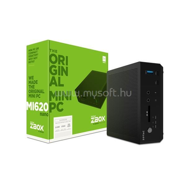 ZOTAC ZBOX MI620 Nano PC