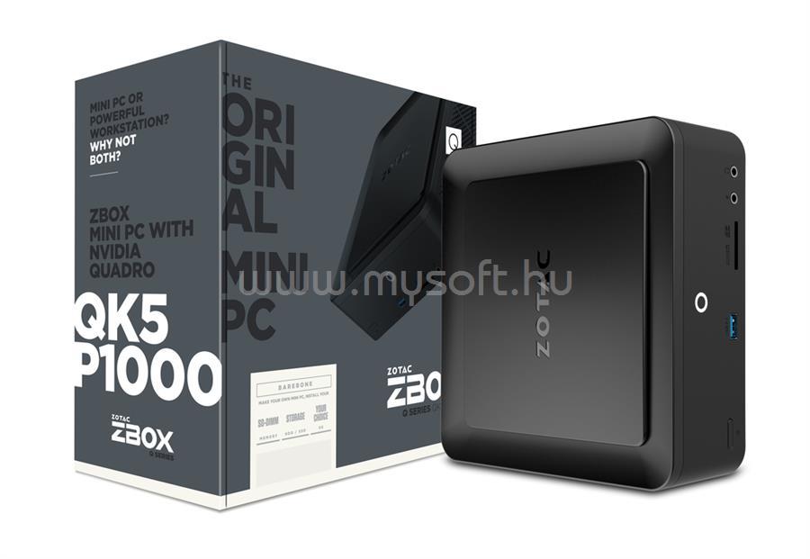 ZOTAC ZBOX QK5P1000