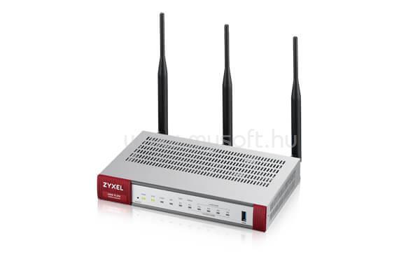 ZYXEL USG Flex Firewall 10/100/1000,1*WAN, 1*SFP, 4*LAN/DMZ ports, 1*USB, 802.11