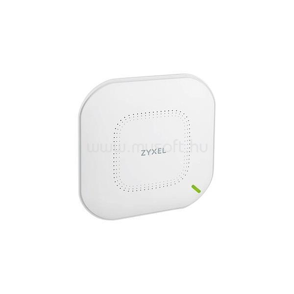 ZYXEL Wireless Acces Point Dual Band AX3000 Falra rögzíthető + 1 év NCC Pro Pack Bundle, WAX610D-EU0101F