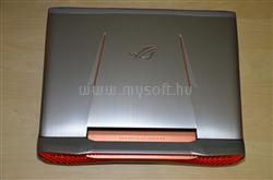 ASUS ROG G752VY-GC067T (szürke), G752VY-GC067T