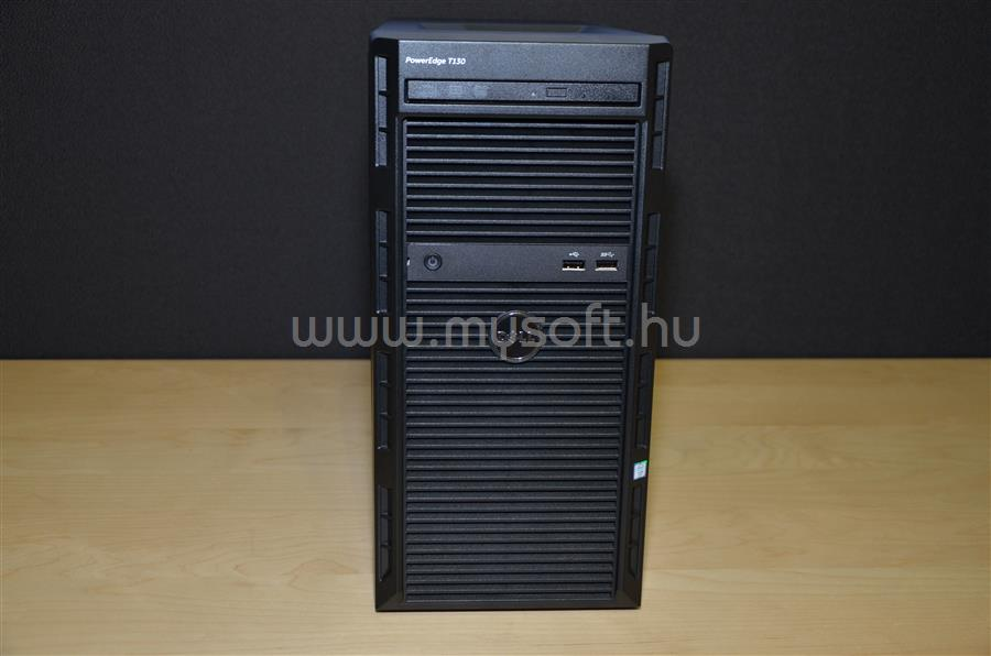 DELL PowerEdge T130 Tower H330 1x E3-1230v6 1x 290W iDRAC8 Basic 4x 3,5 PET130-1-1230V6-H330-4X35_16GBS250SSDH2X1TB_S original