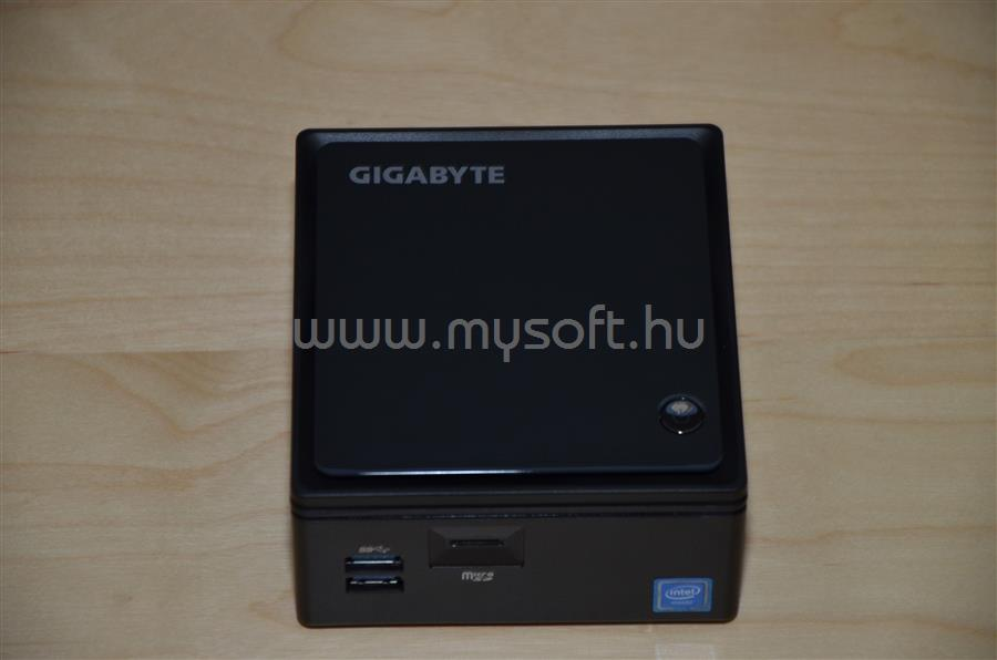 GIGABYTE PC BRIX Ultra Compact GB-BACE-3160 original