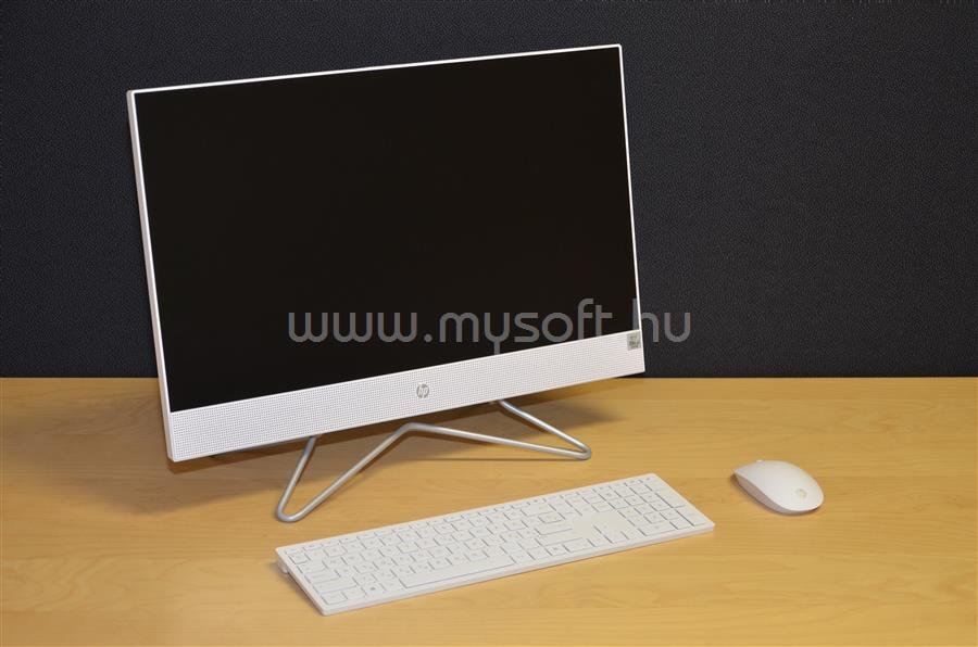 HP 24-df0006nn All-in-One PC (fehér) 1T0E5EA original